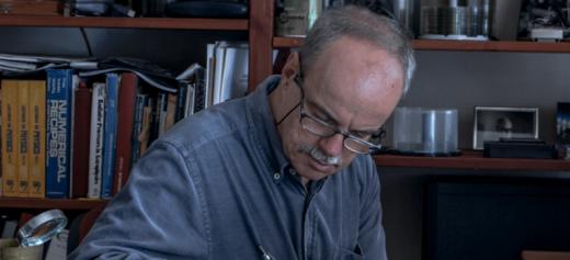 Ο Διευθυντής Αστροφυσικής του Πανεπιστημίου Αθηνών
