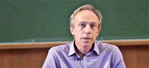 Ο Διευθυντής Ερευνών του Γαλλικού Ινστιτούτου Αστροφυσικής