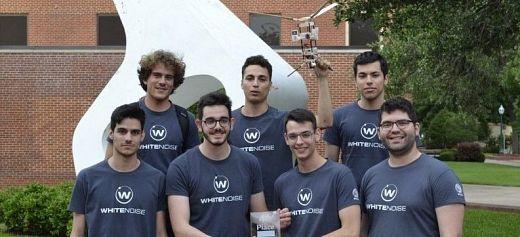 Έλληνες φοιτητές του ΕΜΠ κατακτούν την 4η θέση σε Διαγωνισμό Διαστημικής στο Τέξας