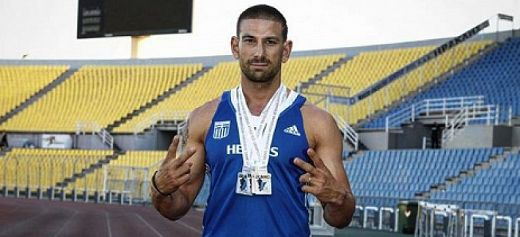 The Greek personal trainer of the world's top athletes