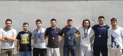Έλληνες φοιτητές κατέκτησαν 5 μετάλλια σε Διεθνή Διαγωνισμό Μαθηματικών