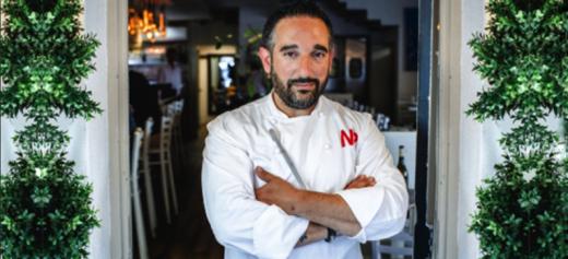 Ο Έλληνας σεφ που μαγείρεψε για τον Ομπάμα