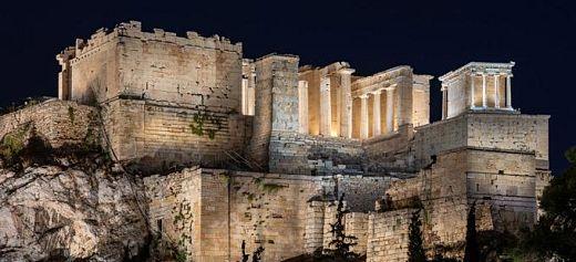 Απόψε το φως της Ακρόπολης θα γεμίσει ολόκληρο τον κόσμο