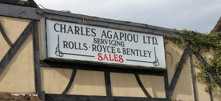 """His """"Children"""" are the Rolls & Bentley of the celebrities"""