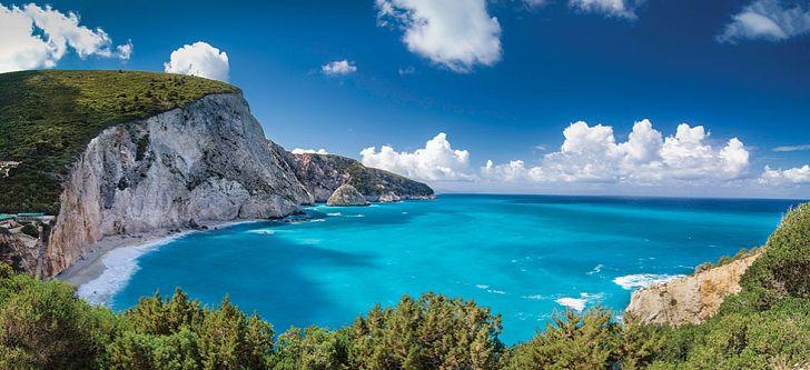 The princess of the Ionian Sea