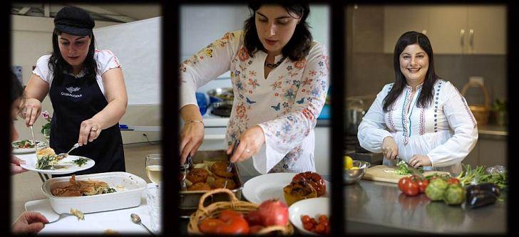 Πρέσβειρα της ελληνικής κουζίνας στον κόσμο