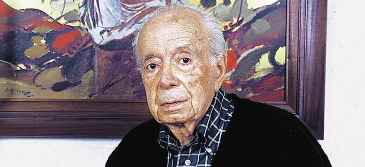 He ranks among the top translated Greek writers