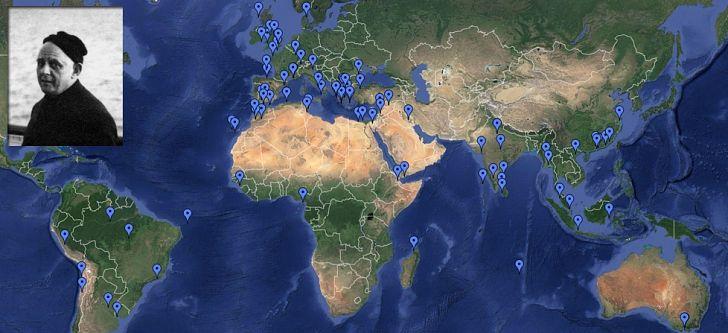 Η Google μας ταξιδεύει στις ποιητικές διαδρομές του Νίκου Καββαδία
