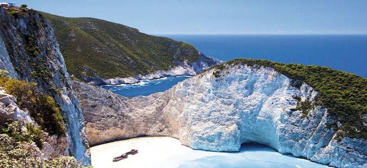 Η Ελλάδα στα 5 καλύτερα μέρη διακοπών στην Ευρώπη