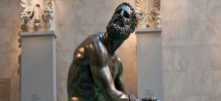 A Greek masterpiece returns at Rome's Palazzo Massimo