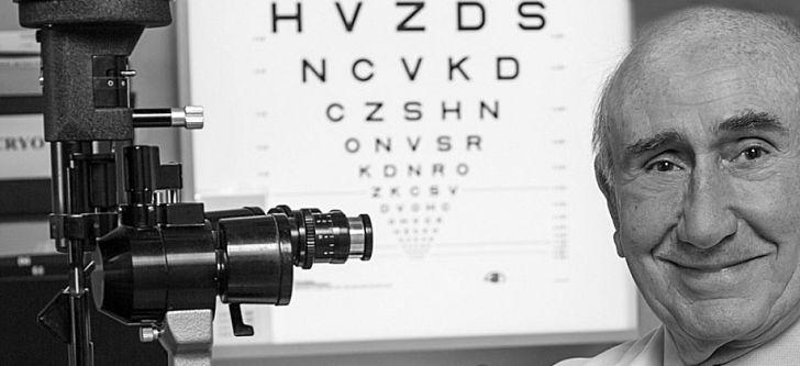 Ανάμεσα στους 100 κορυφαίους οφθαλμιάτρους στον κόσμο