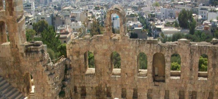 2 ελληνικά αμφιθέατρα στα 10 κορυφαία της Ευρώπης