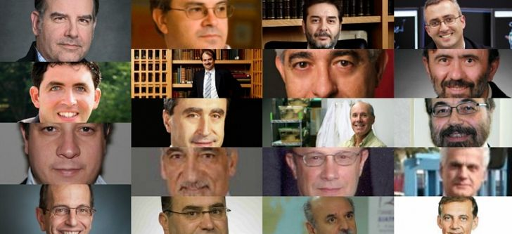 The Greeks in the list with the world's most influential scientific minds 2015