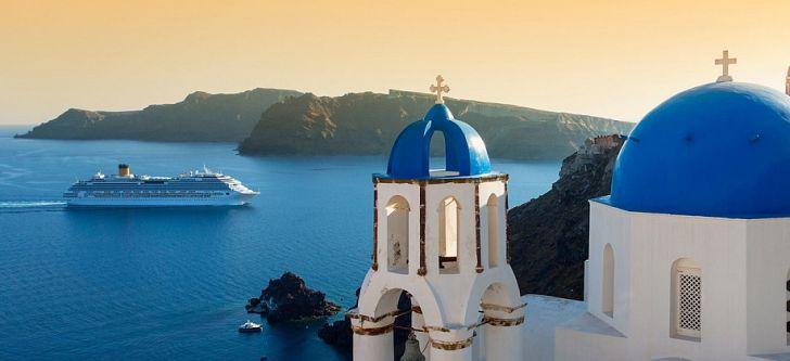3 ελληνικά νησιά στα καλύτερα της Ευρώπης για το 2016