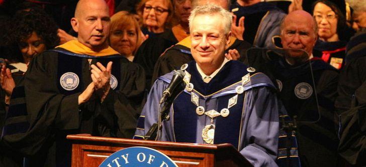 Πρόεδρος του Πανεπιστημίου του Delaware