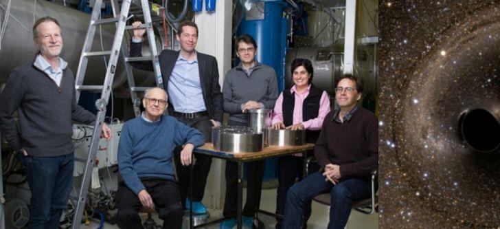 Ανακάλυψη της χρονιάς η ανίχνευση των βαρυτικών κυμάτων