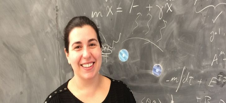 "The Greek female ""Einstein"""