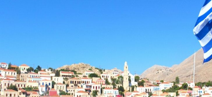 Top 12 of the prettiest and least populated Greek islands