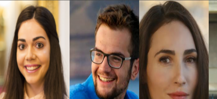 4 Greeks among the brightest young entrepreneurs in Europe for 2018