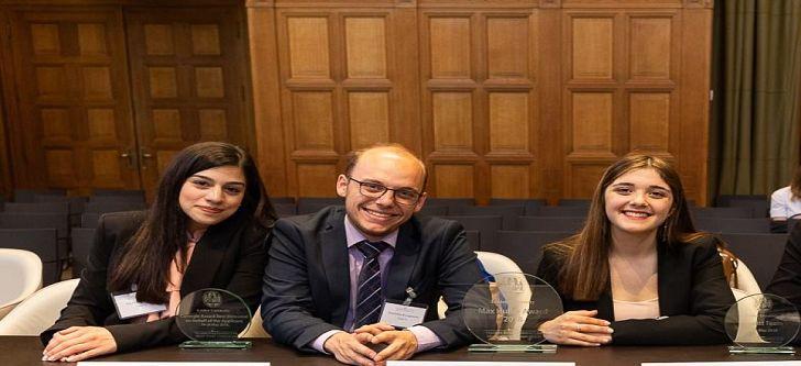 Βραβεύσεις για τη Νομική του Δημοκρίτειου Πανεπιστημίου Θράκης σε διεθνή διαγωνισμό