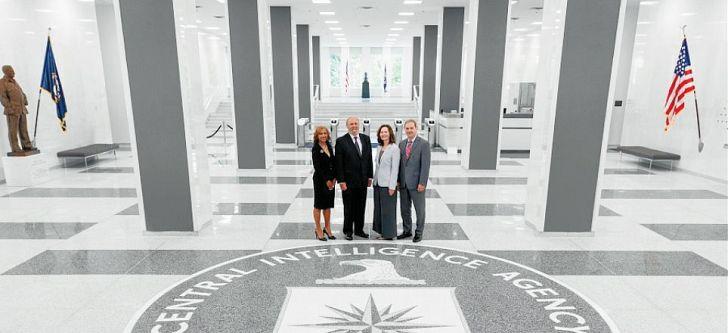 Α Greek as CIA's Chief Operating Officer