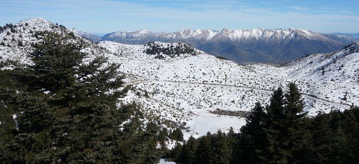 Το μυθικό βουνό της Πελοποννήσου