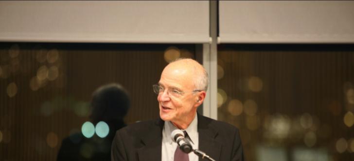 The Greek who received the IEEE Jun-ichi Nishizawa Medal