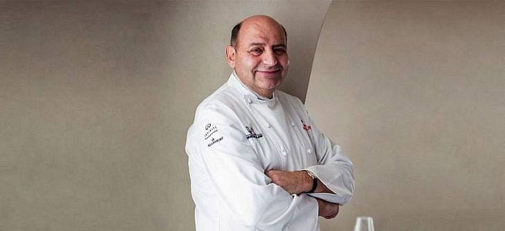 Ο σεφ Michelin που μαθαίνει την ελληνική κουζίνα στους Γάλλους