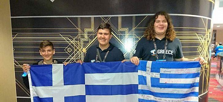 Πρώτοι Έλληνες στον Παγκόσμιο Διαγωνισμό της Microsoft Office