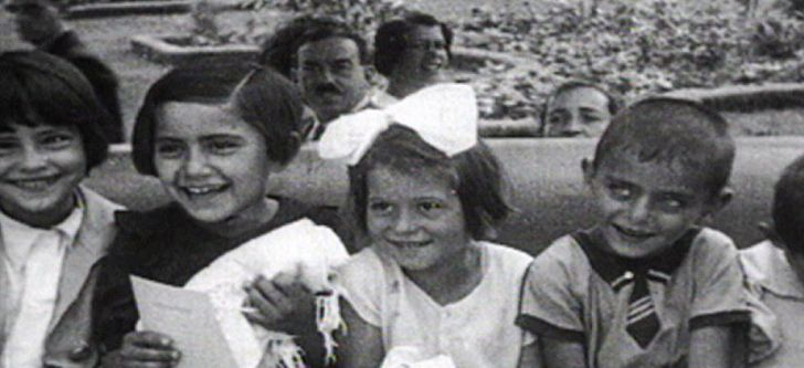 Cinematic Images of 30s Discovered from Greek National TV