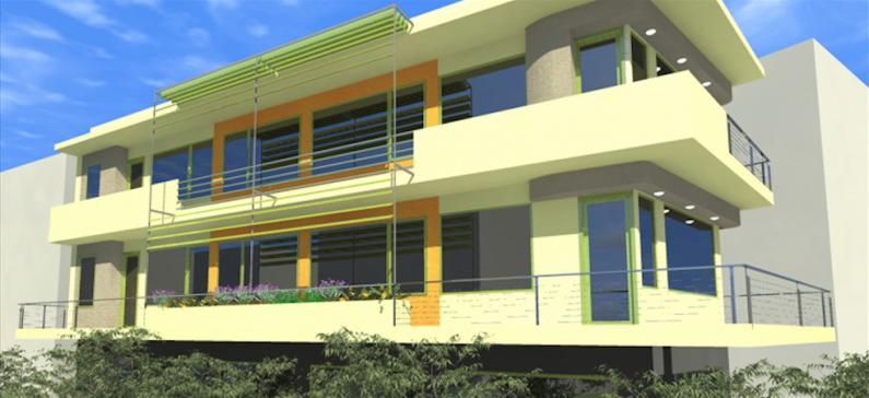 Prestigious international reward for mental health care building architecture