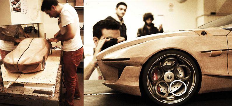 O Έλληνας σχεδιαστής της Alfa Romeo Gloria