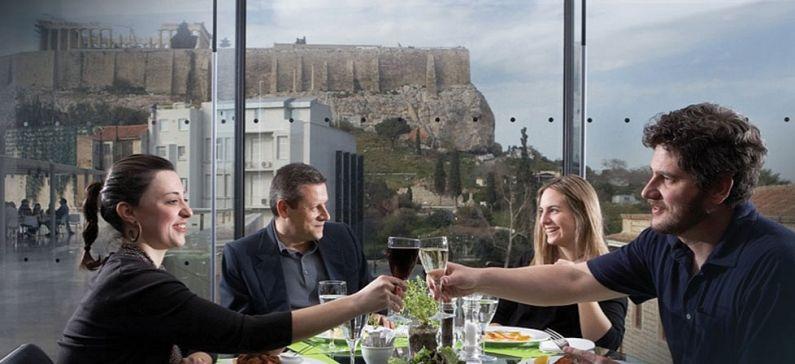 Το εστιατόριο του Μουσείου της Ακρόπολης στα 5 κορυφαία στον κόσμο