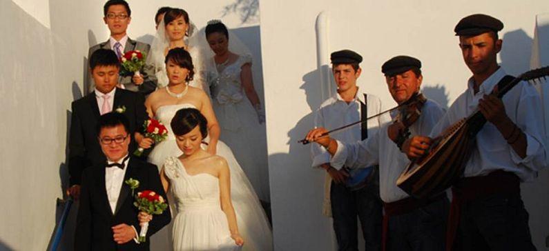 Δεκαέξι ζευγάρια Κινέζων θα παντρευτούν στην Κρήτη