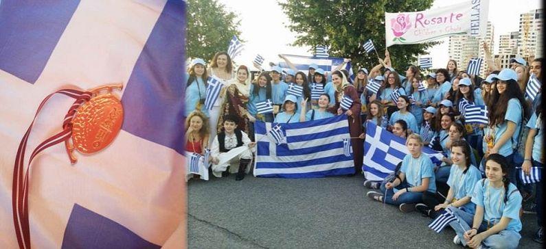 Ελληνική χορωδία κέρδισε το χρυσό στην Ολυμπιάδα χορωδιών