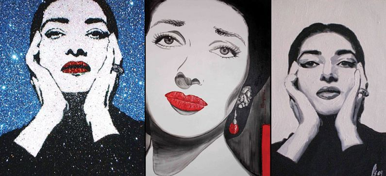 Lyric Arts Academy tribute to Maria Callas