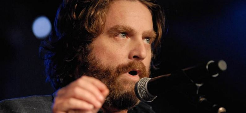 Zach Galifianakis starring in new TV series