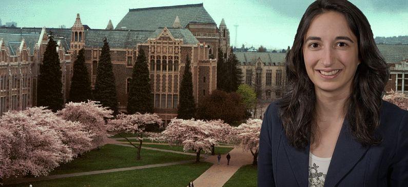Ερευνά την Παγκόσμια Υγεία στο πανεπιστημίο της Ουάσιγκτον