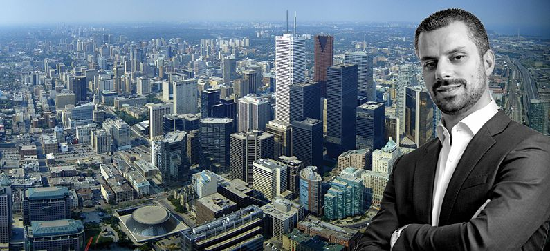 Ανάμεσα στους καλύτερους νέους επιχειρηματίες του Καναδά