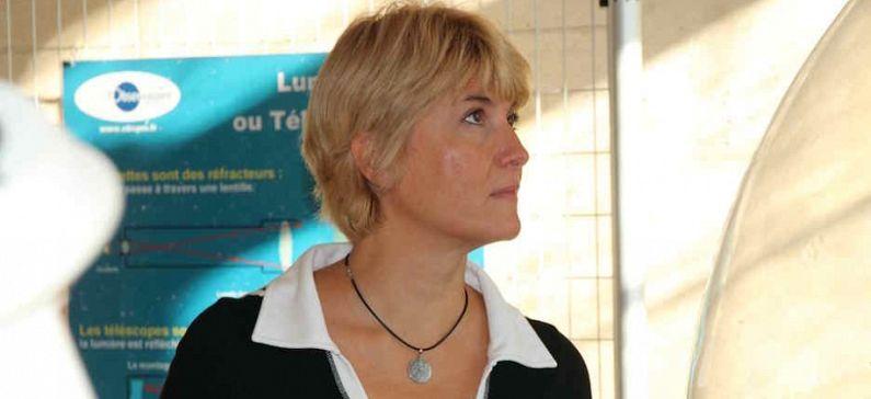 Διευθύντρια ερευνών στο Εθνικό Κέντρο Επιστημονικής Έρευνας της Γαλλίας