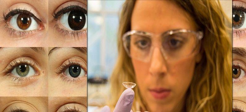 Δημιούργησε φακούς επαφής για ασθενείς με γλαύκωμα