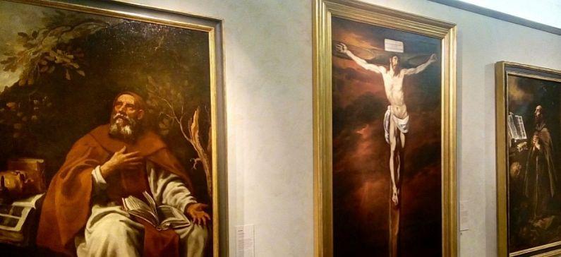 Greek sculptor's exhibition in El Greco Museum