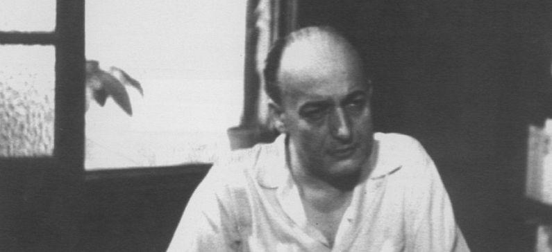Ambassador of Greek surrealism in poetry