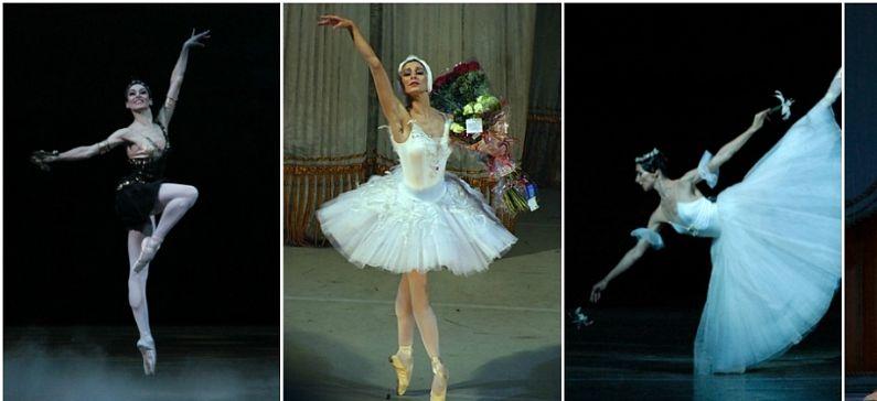 "The ballerina who ""enchanted"" Russia"