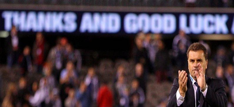 Διετέλεσε προπονητής της Εθνικής Αυστραλίας