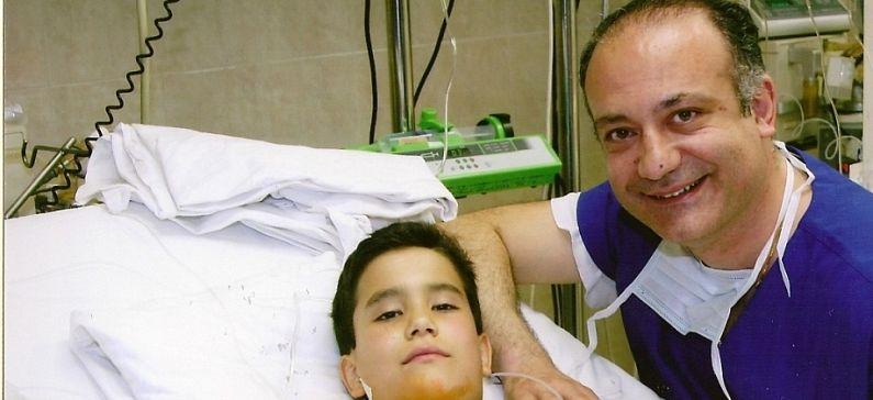 "The ""golden"" hands of pediatric cardiac surgery"