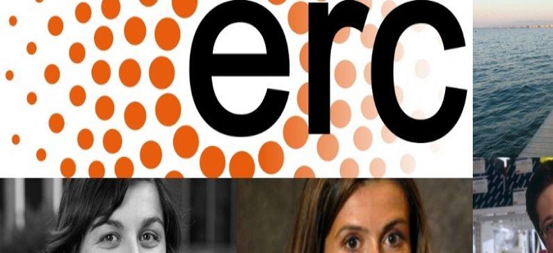4 Έλληνες ερευνητές θα χρηματοδοτηθούν από το Ευρωπαϊκό Συμβούλιο Έρευνας