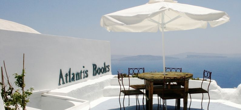 The best bookstore in the world is in Greece