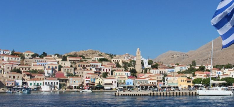 Greece in the top 10 holiday destinations for May