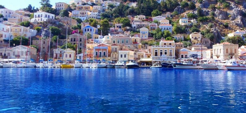 4 Greek islands for the perfect holidays